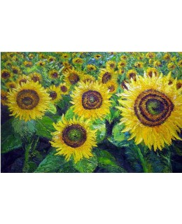 Vincent van Gogh - Sunflower